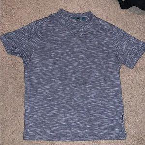 Blueish Gray Hazy T Shirt